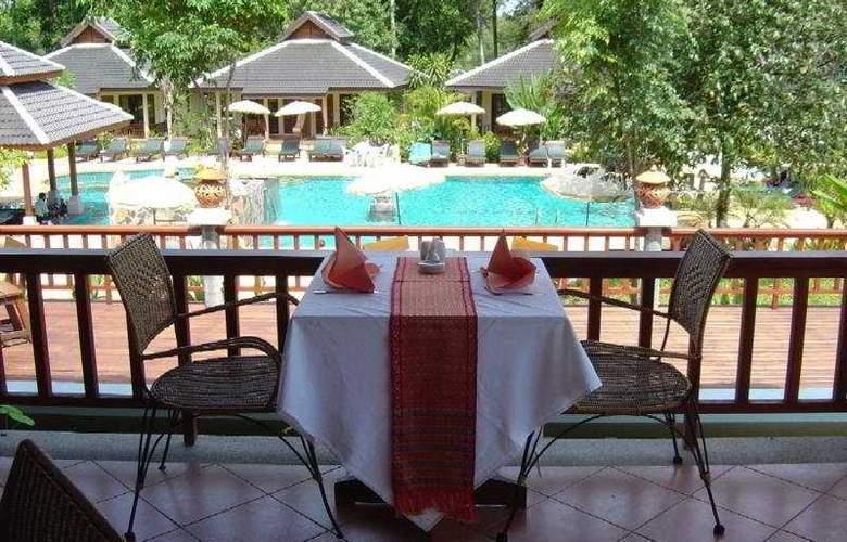 Andaburi Resort - Restaurant - 12