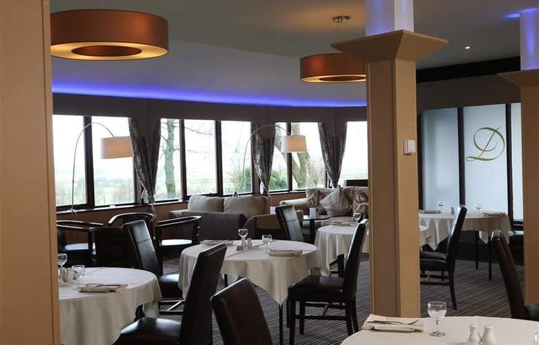 Best Western Dryfesdale - Restaurant - 395