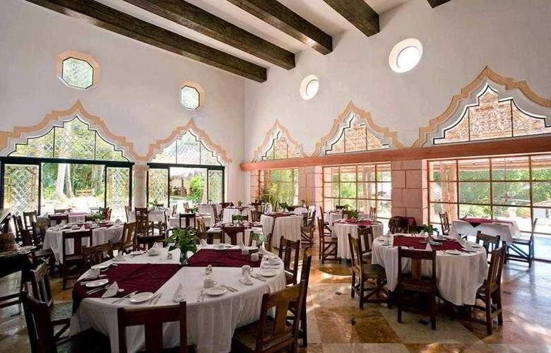 Hotel & Bungalows Mayaland - Restaurant - 5