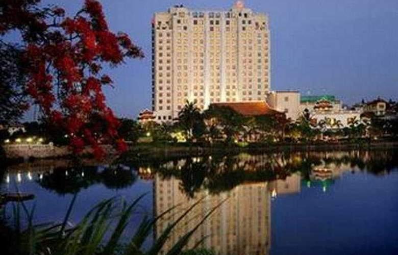 Sheraton Hanoi Hotel - Hotel - 0