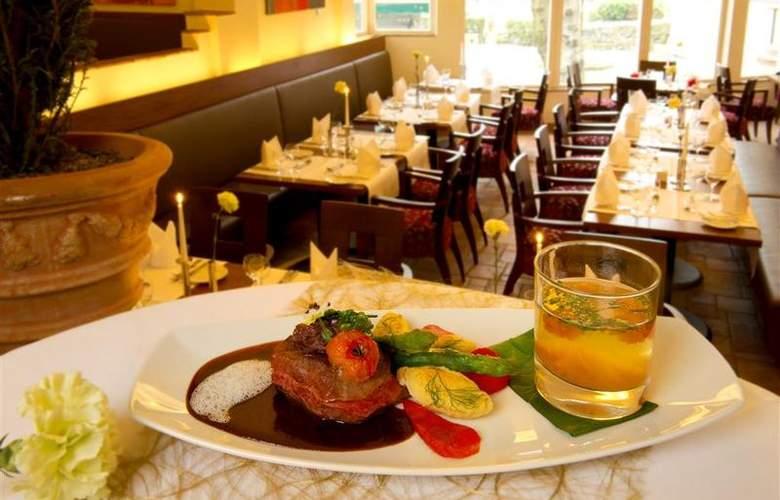 Best Western Premier Hotel Villa Stokkum - Restaurant - 80