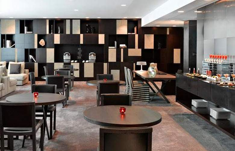 The Canvas Hotel Dubai MGallery By Sofitel - Restaurant - 6