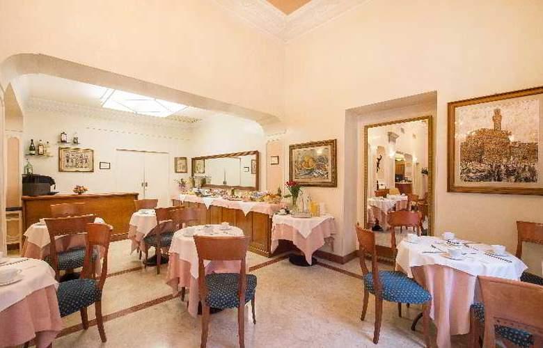 Strozzi Palace Hotel - Restaurant - 6