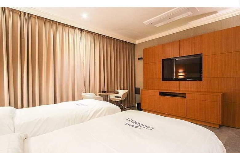 The California Hotel Seoul Gangnam - Room - 3