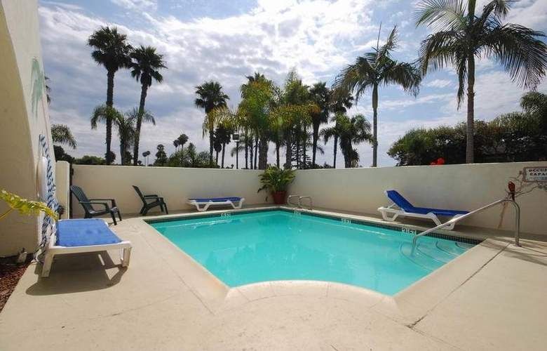 Best Western Plus Carpinteria Inn - Pool - 77