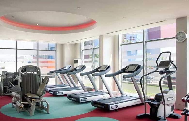 Holiday Inn Sofia - Sport - 11