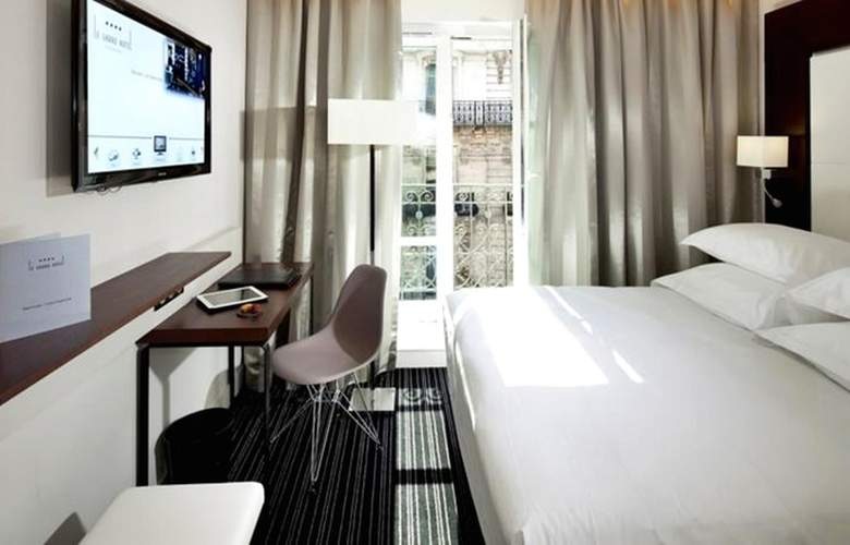 Le Grand Hotel Grenoble - Room - 2