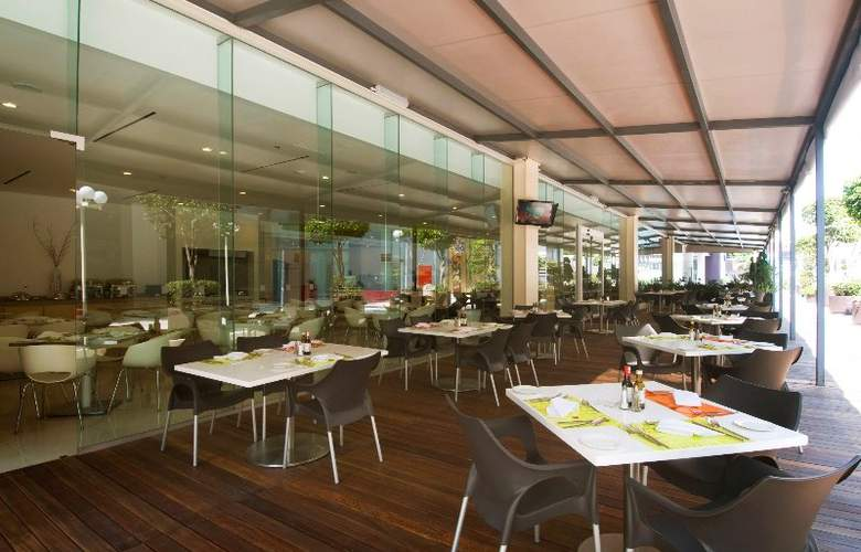 Fiesta Inn Insurgentes Sur - Restaurant - 10