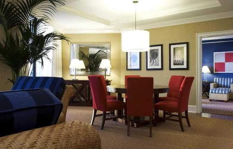 Sheraton San Diego Hotel & Marina - Room - 31