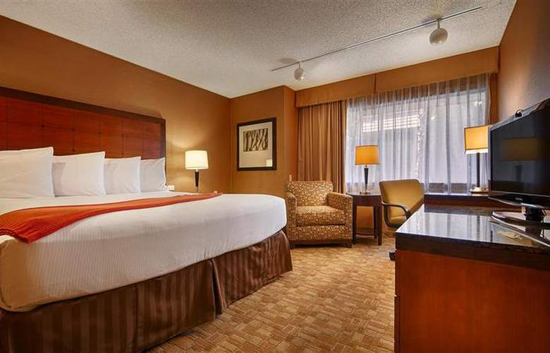 Best Western Inn at Palm Springs - Restaurant - 123