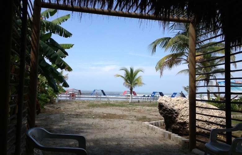 Hotel Auaecoco Cartagena - Beach - 8