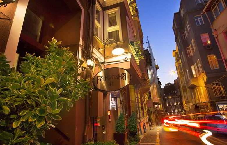 Faik Pasha Hotels - Hotel - 0