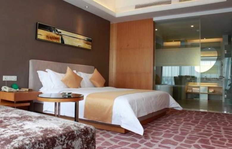 Huaqiang Plaza Hotel Shenzhen - Room - 8