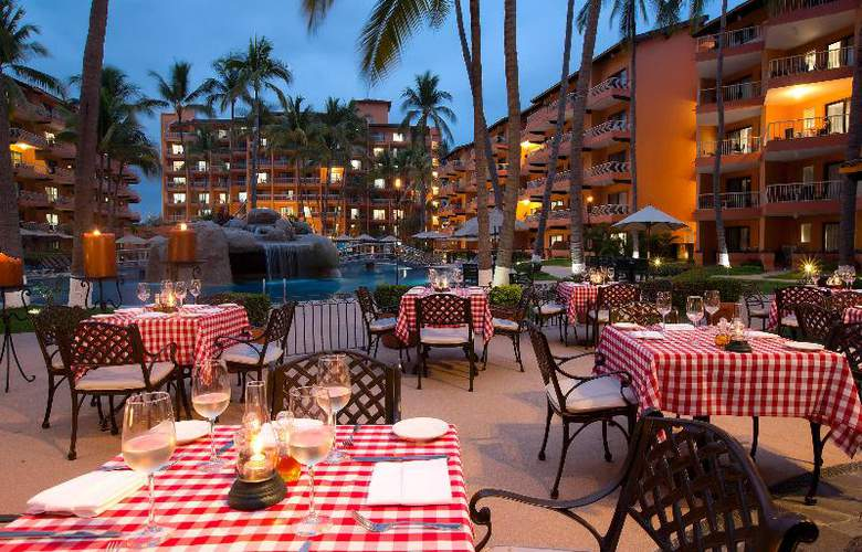 Villa Del Mar Resort & Spa - Restaurant - 22