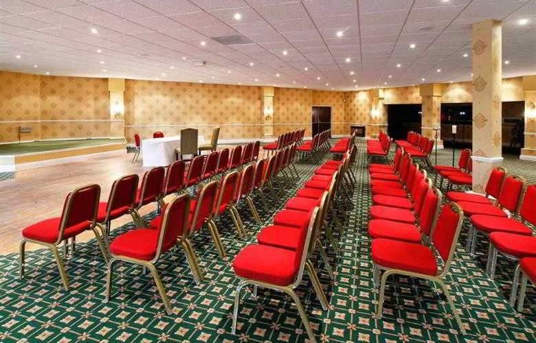 Mercure Stafford South Penkridge House Hotel - Hotel - 10