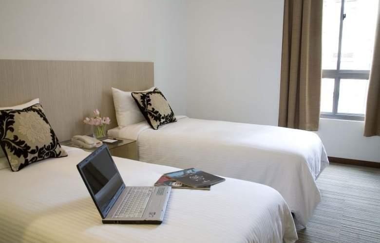 Aqueen Hotel Lavender - Room - 8