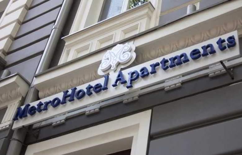 Metro Hotel Apartments - Hotel - 0