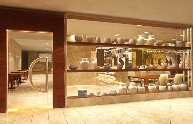 Istanbul Marriott Hotel Sisli - Restaurant - 16