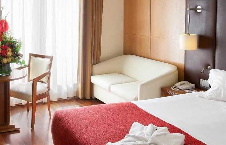 NH Lisboa Campo Grande - Room - 13