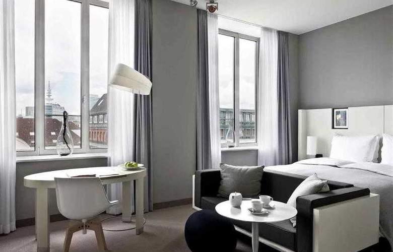 Sofitel Hamburg Alter Wall - Hotel - 3
