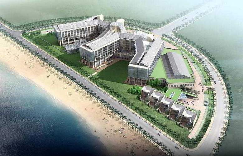 Sheraton Golden Beach Resort Yantai - Hotel - 17