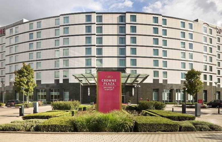Crowne Plaza Brussels Airport - Hotel - 0