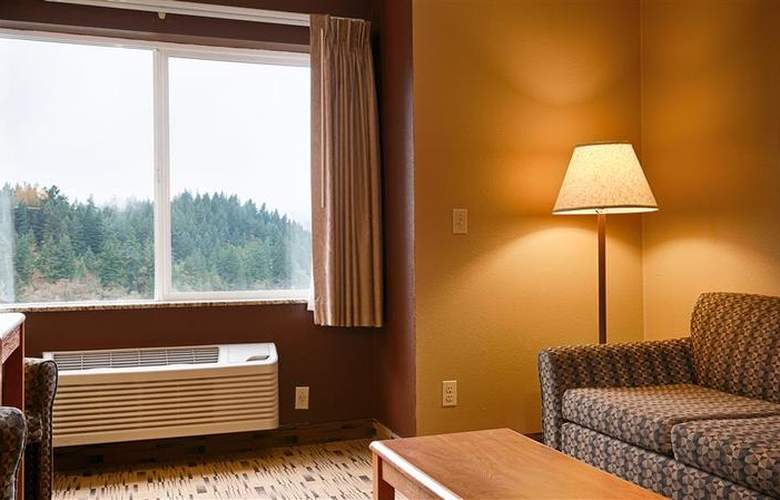 Best Western Plus Columbia River Inn - Room - 36