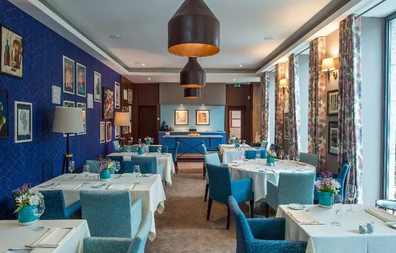 The Artist Porto Hotel & Bistro - Restaurant - 34