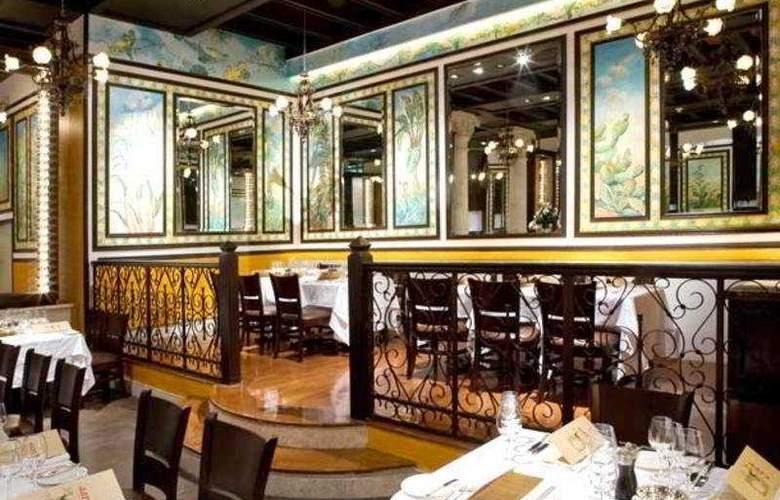 JW Marriott Mexico City - Restaurant - 13