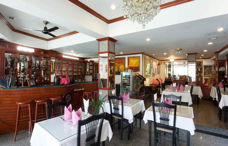 Orchid Hotel Kalim Bay Phuket - Restaurant - 16