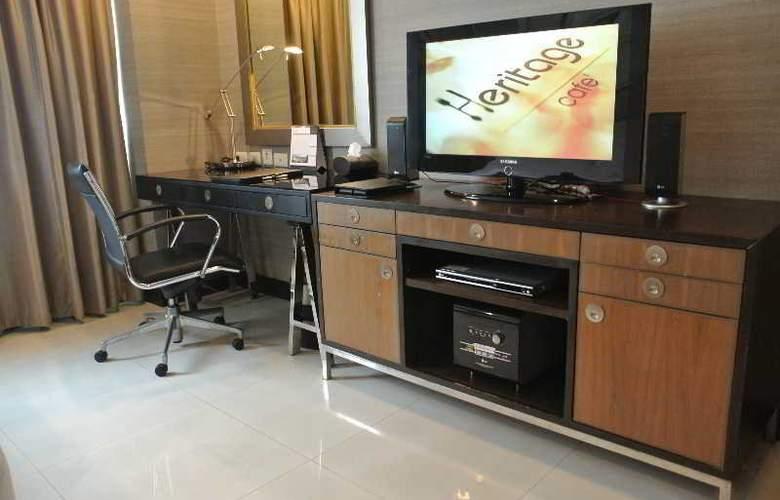 FuramaXclusive Asoke Bangkok - Room - 11