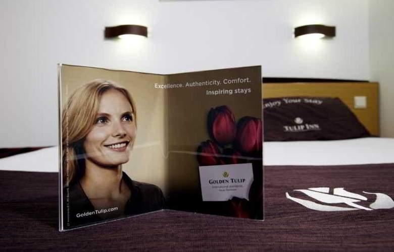 Tulip Inn Antwerpen ( Ex Campanile Antwerpen ) - Hotel - 12
