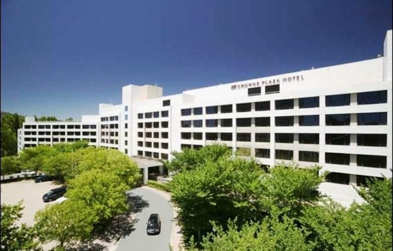Crowne Plaza Canberra - Hotel - 6