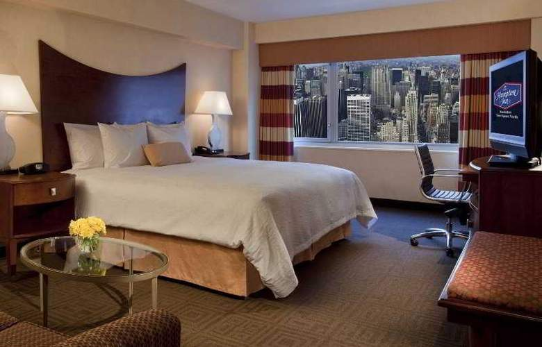 Hampton Inn Manhattan Times Square North - Room - 3
