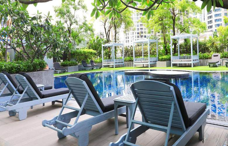 Plaza Athenee Bangkok, A Royal Meridien - Pool - 30