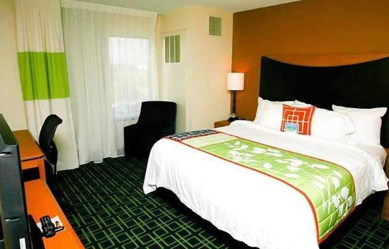 Fairfield Inn & Suites Tupelo - Hotel - 19