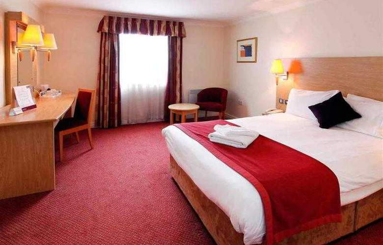 Mercure Chester North Woodhey House Hotel - Hotel - 17
