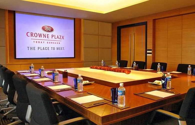 Crowne Plaza Gurgaon - Conference - 4
