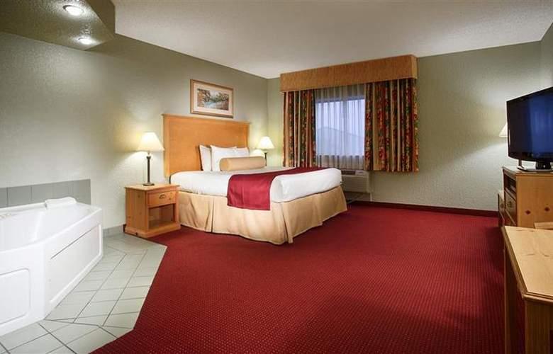 Best Western Plus Sebastian Hotel & Suites - Hotel - 23