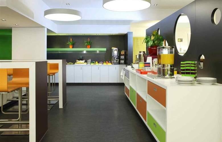 ibis Styles Luzern City - Restaurant - 4