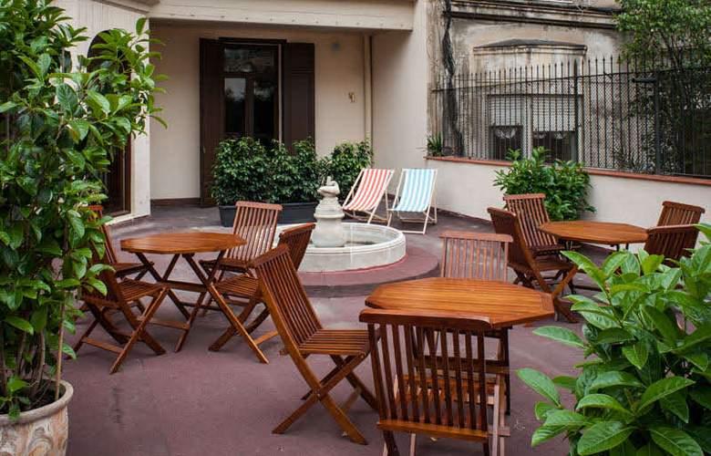 Mihlton Barcelona - Terrace - 14