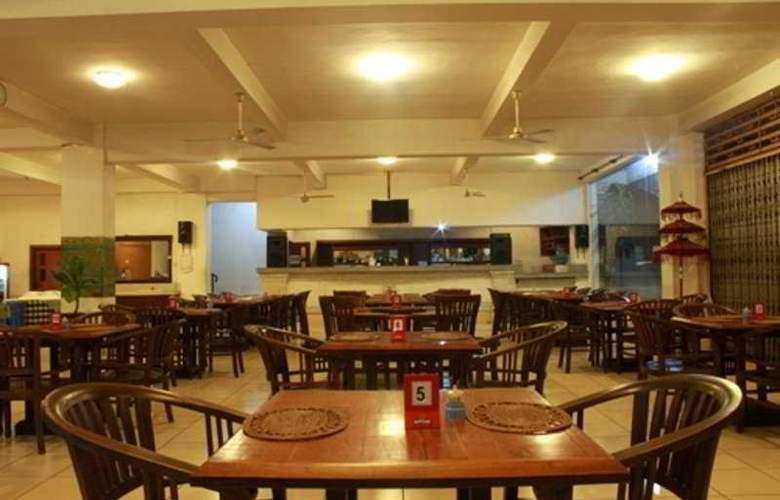 Puri Dibia Hotel and Restaurant - Restaurant - 6