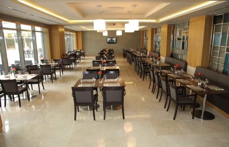 ISG Airport Hotel - Restaurant - 5