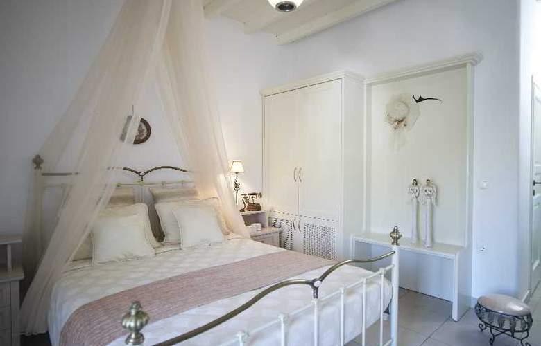 Levantes Ios Boutique Hotel - Room - 11