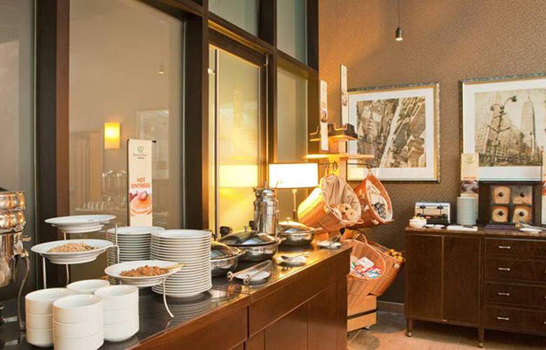 Doubletree by Hilton Hotel NYC Financial District - Meals - 4