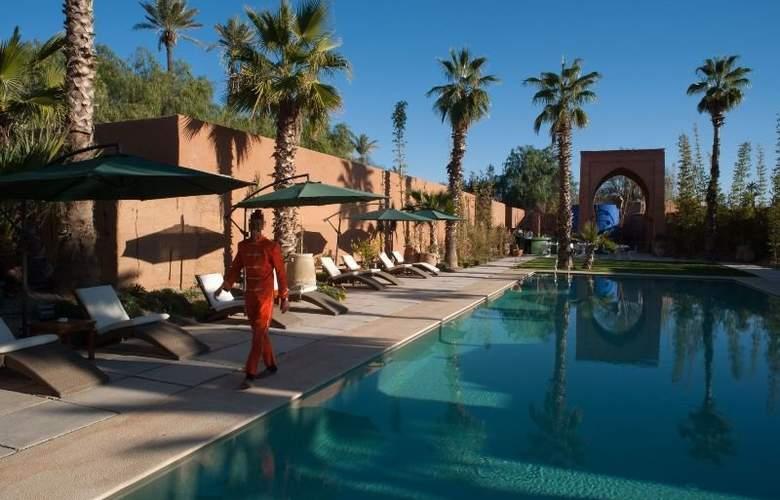 Tigmiza Suites pavillions - Pool - 24