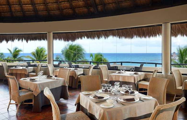 Catalonia Riviera Maya Privileged Resort & Spa  - Restaurant - 33