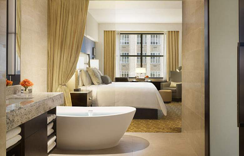 JW Marriott Houston Downtown - Room - 6