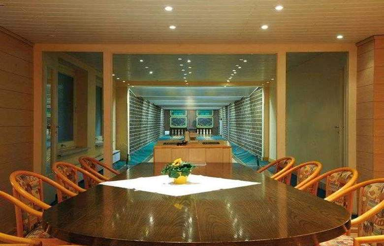Best Western Parkhotel Ropeter - Hotel - 8