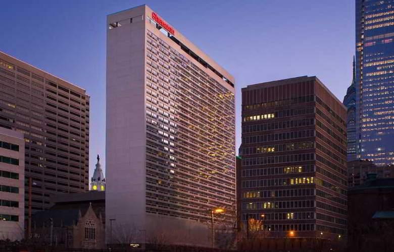 Sheraton Philadelphia Downtown - Hotel - 6
